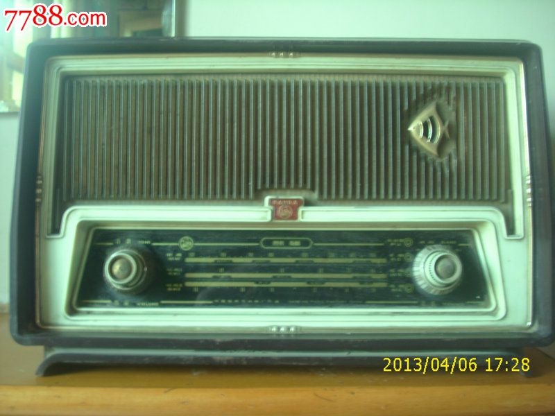 熊猫601-3g1电子管收音机
