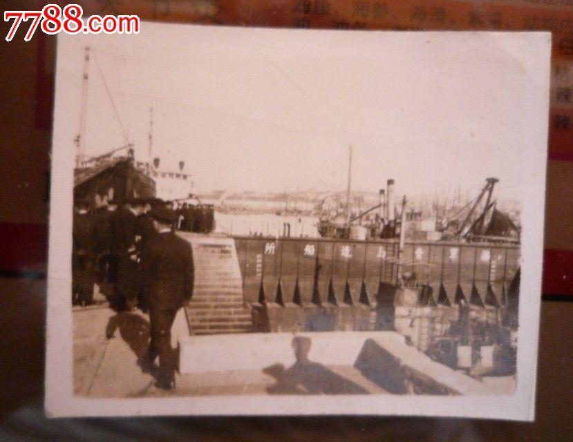 尺寸约5.9*4.5cm,小型,该所由东北海军副总司令兼青岛市长沈鸿烈于1931年创建,1937年青岛沦陷前国府将部分设备迁往四川其余破坏,故此照片的时间应在此期间之内。此影像尚未从其他地方见到过,婉谢议价。