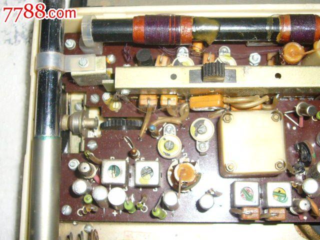 老式熊猫收音机b802-1