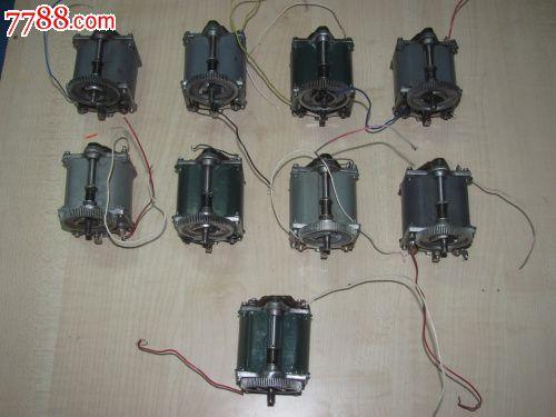 老电话内手摇发电机交流手摇发电机捕鱼发电机