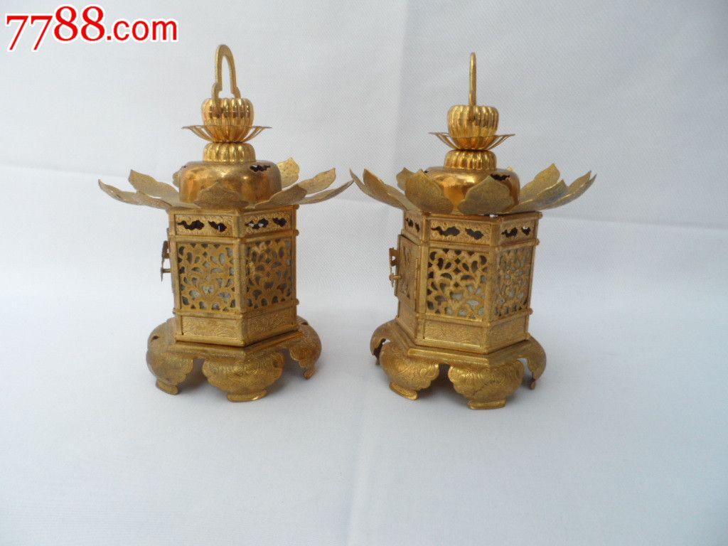 中国古代宫灯简笔画