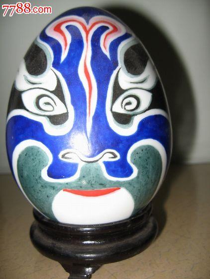 西游记里人物手绘彩蛋-彩陶--se17200850-零售-7788