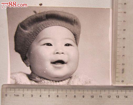 黑白婴儿图片大全可爱