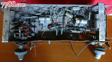 牡丹电子管收音机配件