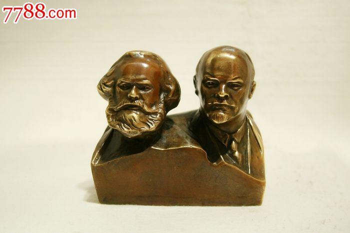 马克思,列宁头像
