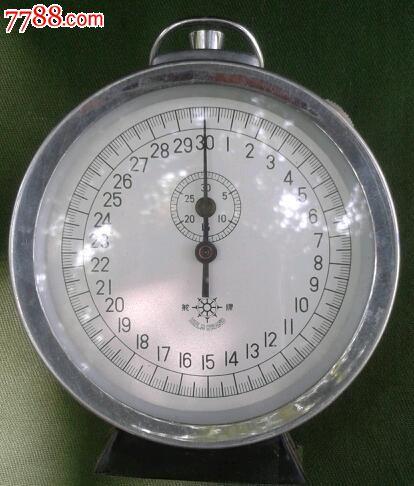 舵牌台式秒钟-秒表/计时钟表--se17602574-零售-7788
