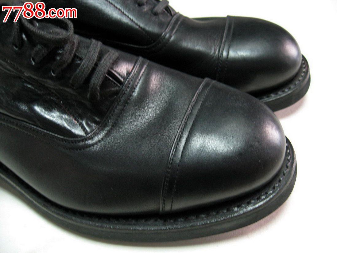 4号三接头*用皮鞋.文革