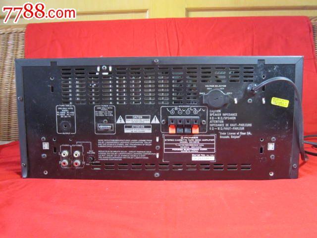 先锋dc-221z功放-se17648213-收音机-零售-7788收藏