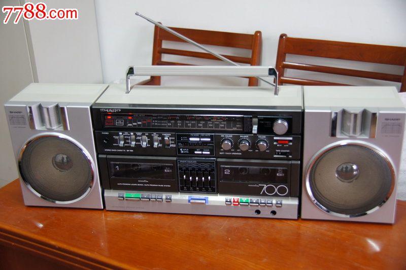 夏普gf700收录机