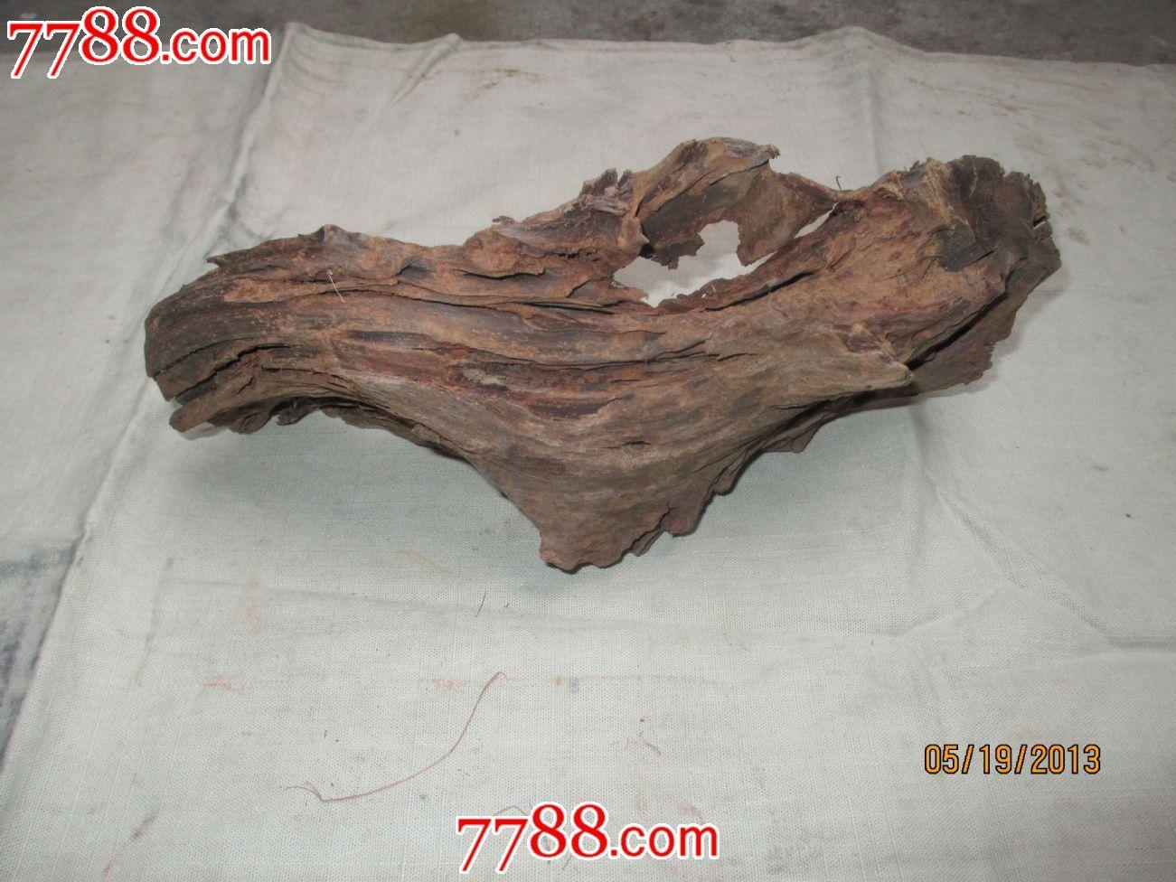 天然,亿年,沉香木原木
