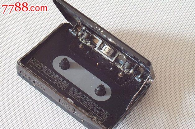 索尼WM FX77磁带随身听