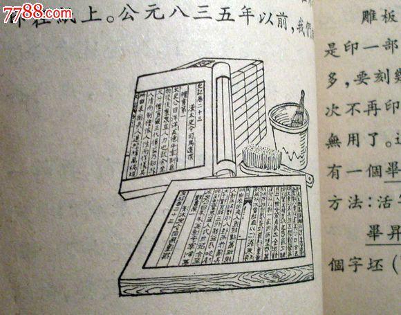 中国古代的四大发明