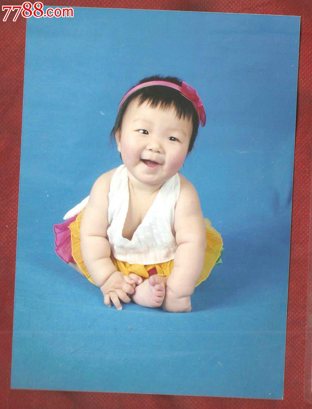 可爱的宝宝_老照片_二手书店【7788收藏__中国收藏
