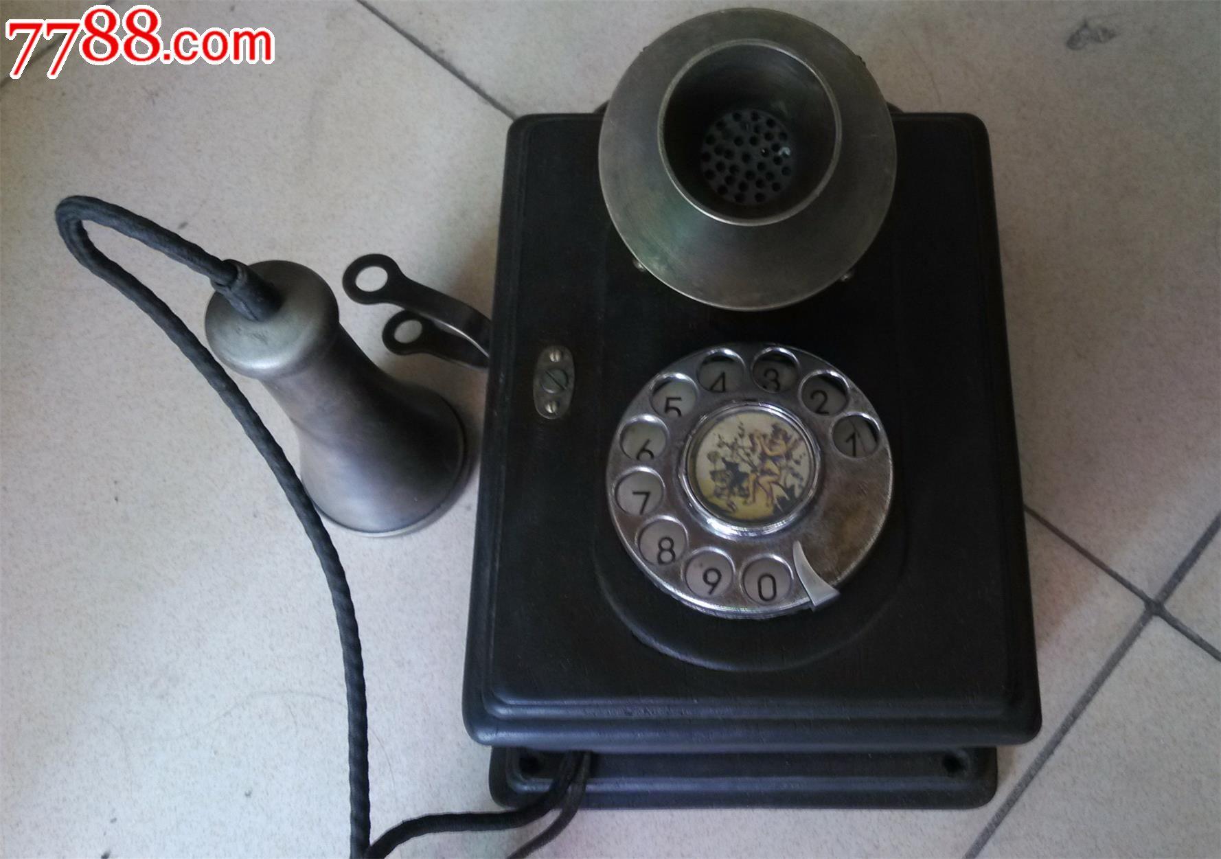 西门子挂式老电话_价格元_第1张_7788收藏__中国收藏热线