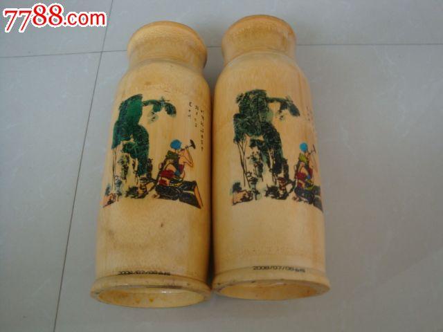 幼儿园酒瓶装饰品