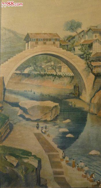 民国:上海风景画