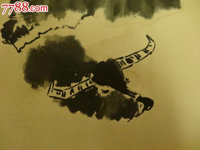 写意柳树画法步骤