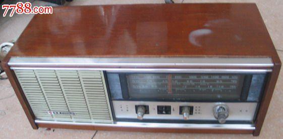 文革春雷605-3b型交直流收音机