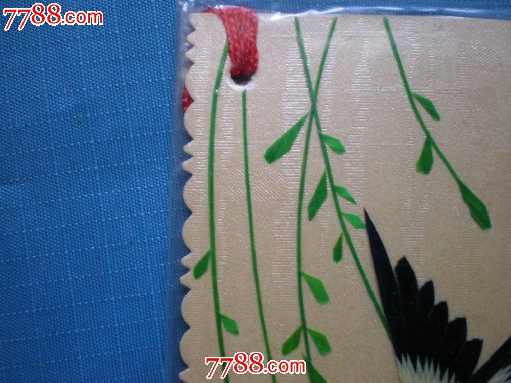 幼儿园柳树手工制作图片