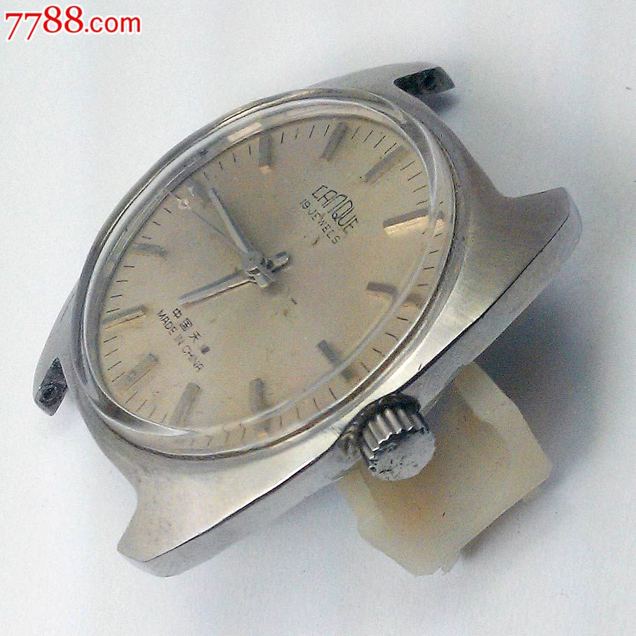 天津手表厂公交站_蓝雀手表st5机芯天津手表厂出品少见