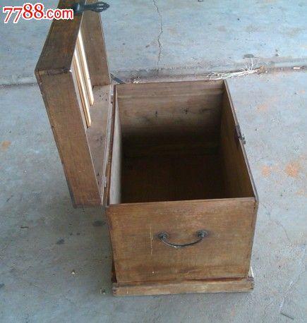 楠木箱子图片