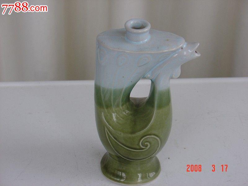 陶瓷酒瓶收藏/动物老酒瓶