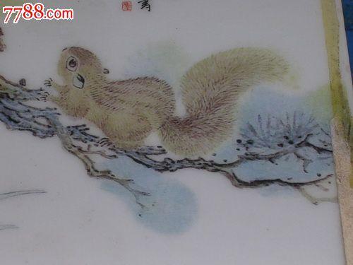 六大国画大师画松鼠,你喜欢谁的?