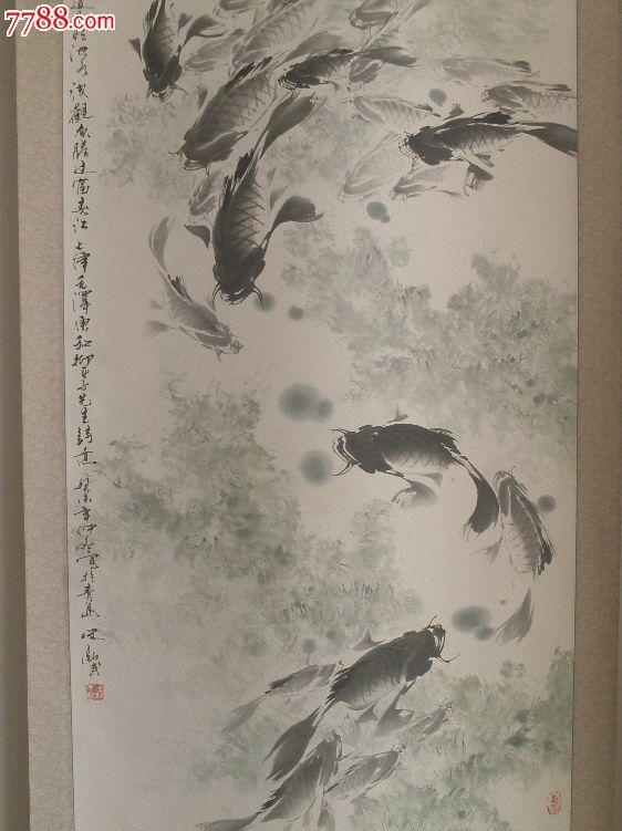 青岛画家史新民作品