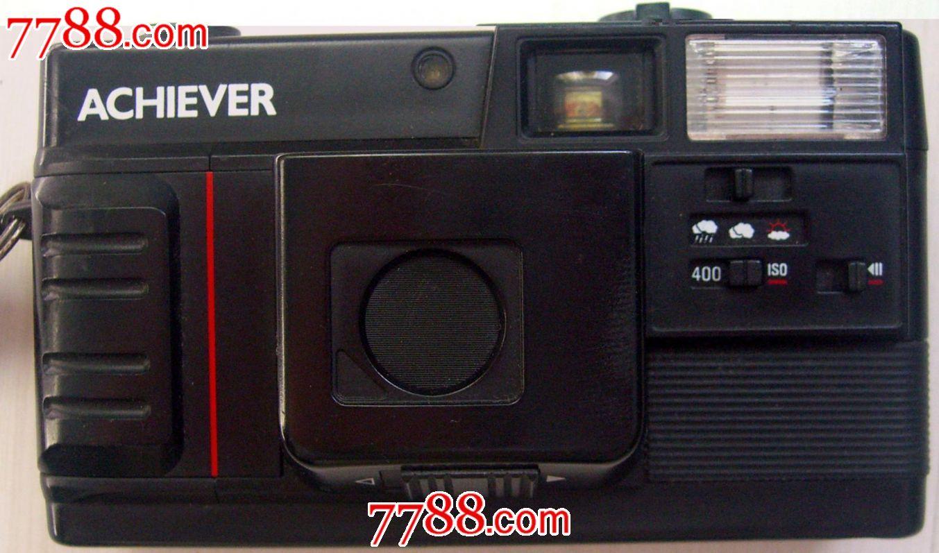 雅琦(achiever)-135胶卷相机(电池盖损坏)其他机械部分没有问题