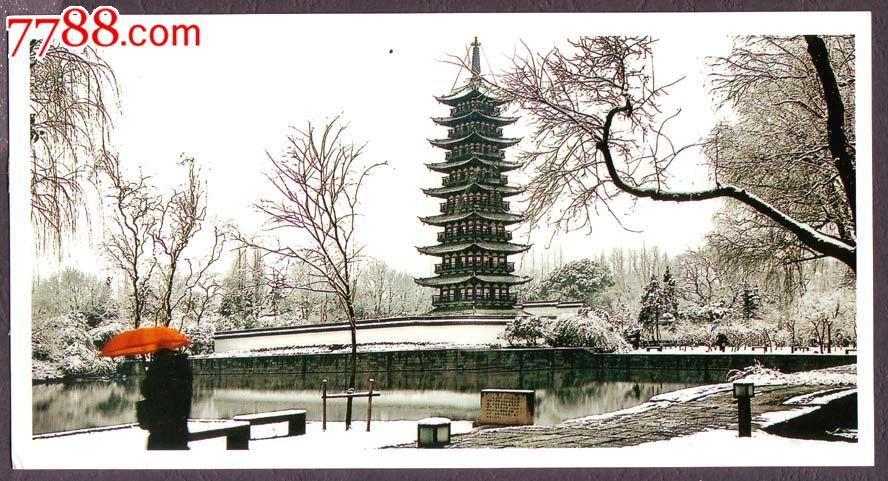 上海-松江方塔