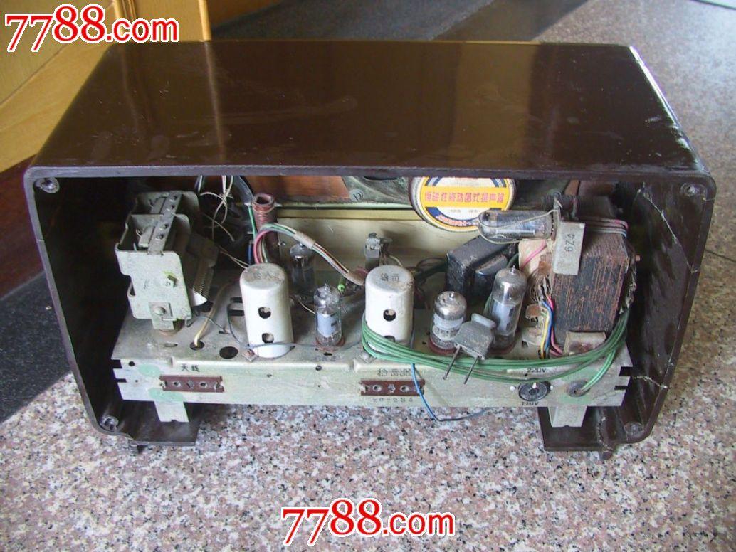 熊猫牌601-3g收音机(电子管)