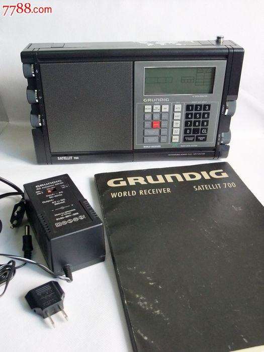 很好成色的根德s700satellite700收音机