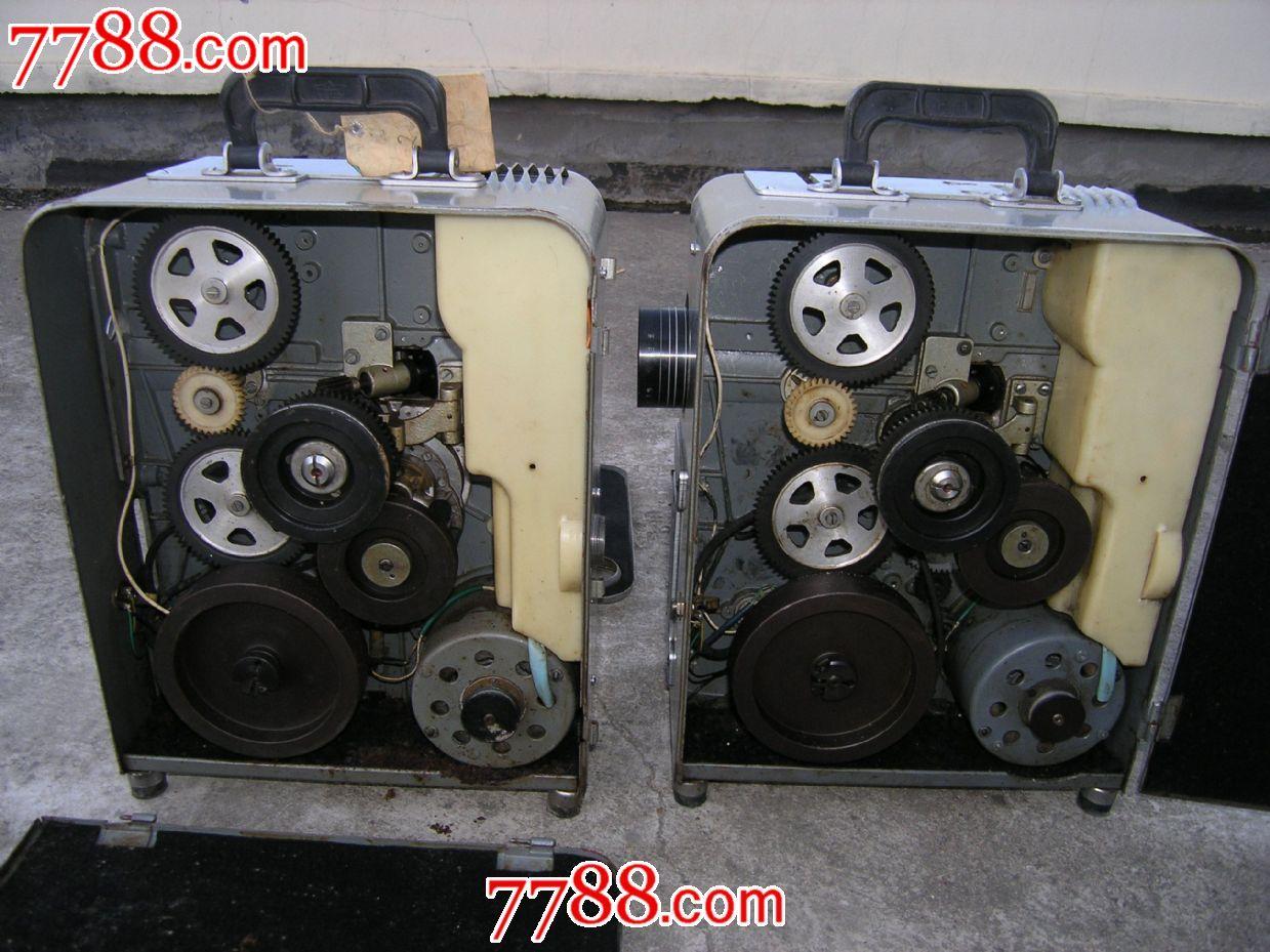 甘光fl-35移动式电影放映机二部及扩音设备一起售