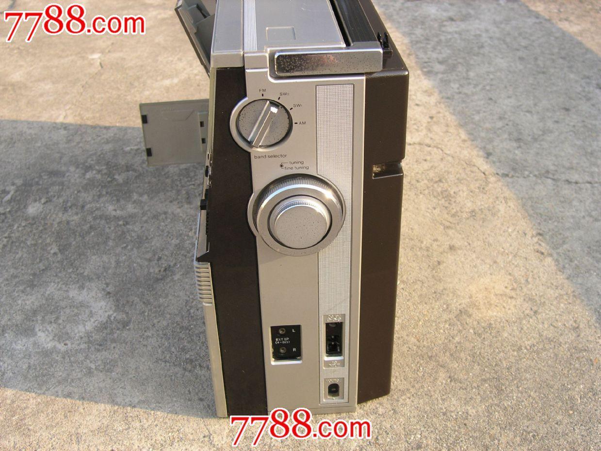 夏普gf-555收录机经典机型