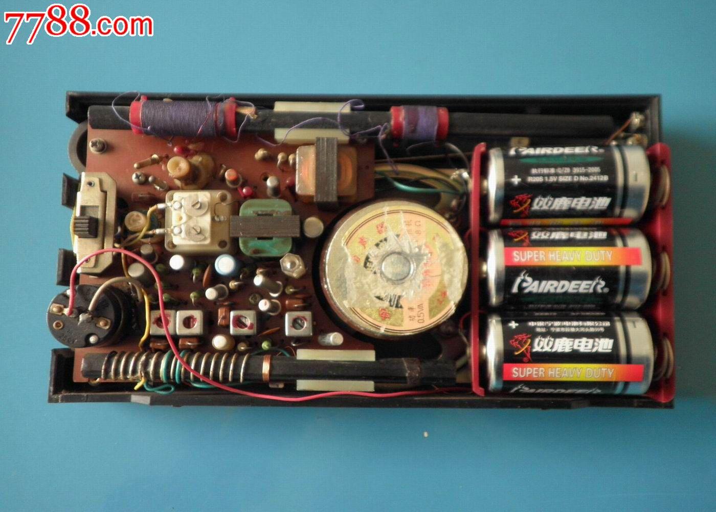 电路板 收音机 1400_1000