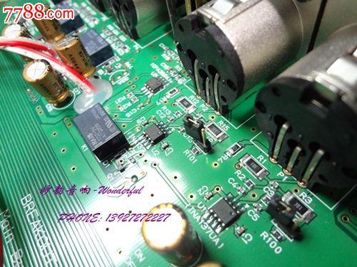 进口前级放大器(耳放)-价格:300元-se20377601-功放机