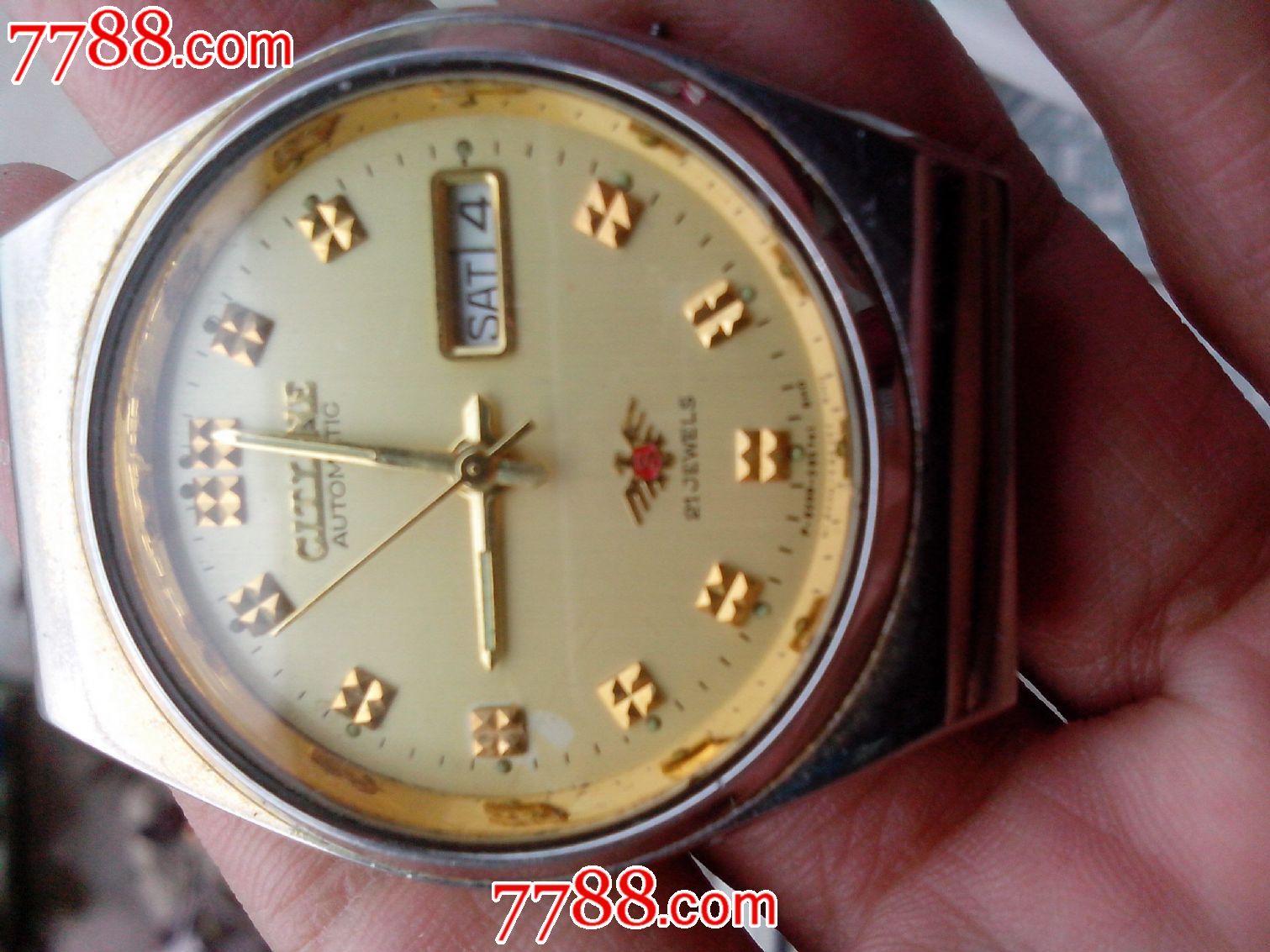 西铁城-se20448939-手表/腕表-零售-7788收藏__中国
