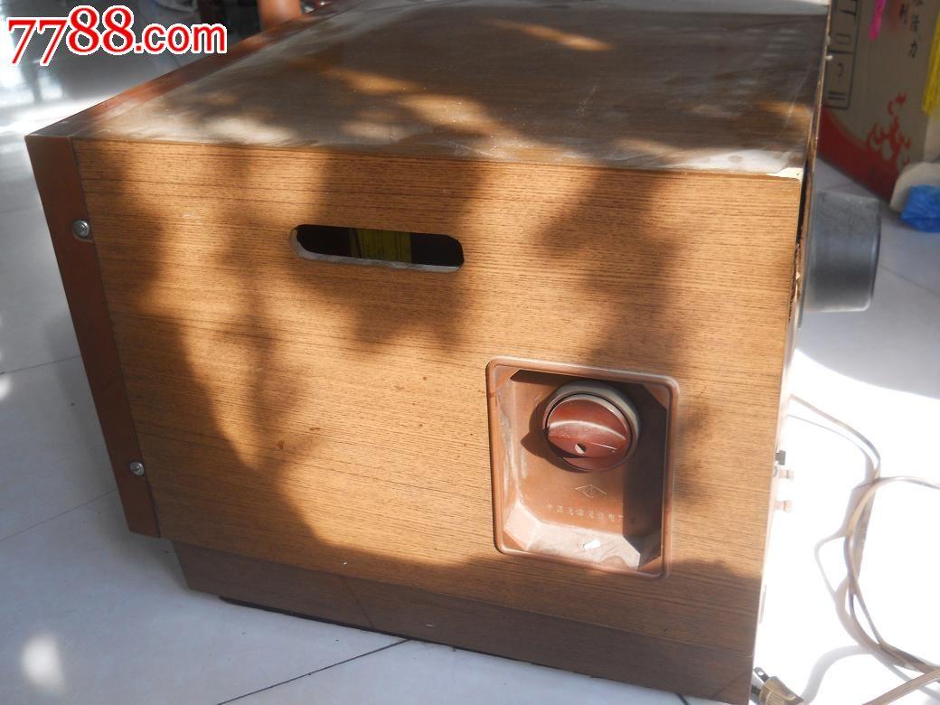 北京牌825-2型电视机