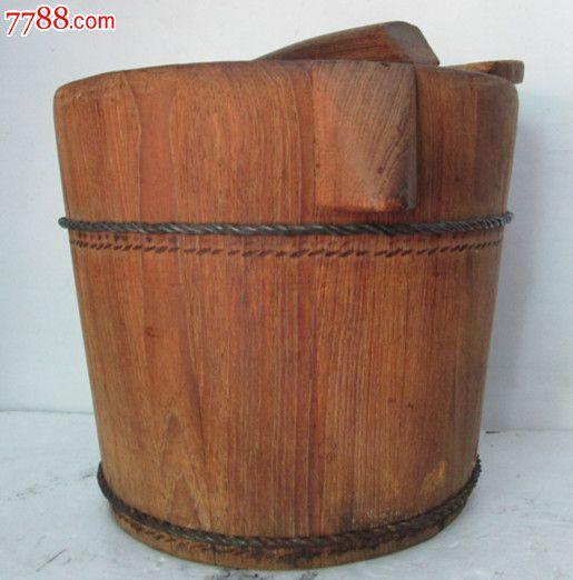 木桶的图片欣赏
