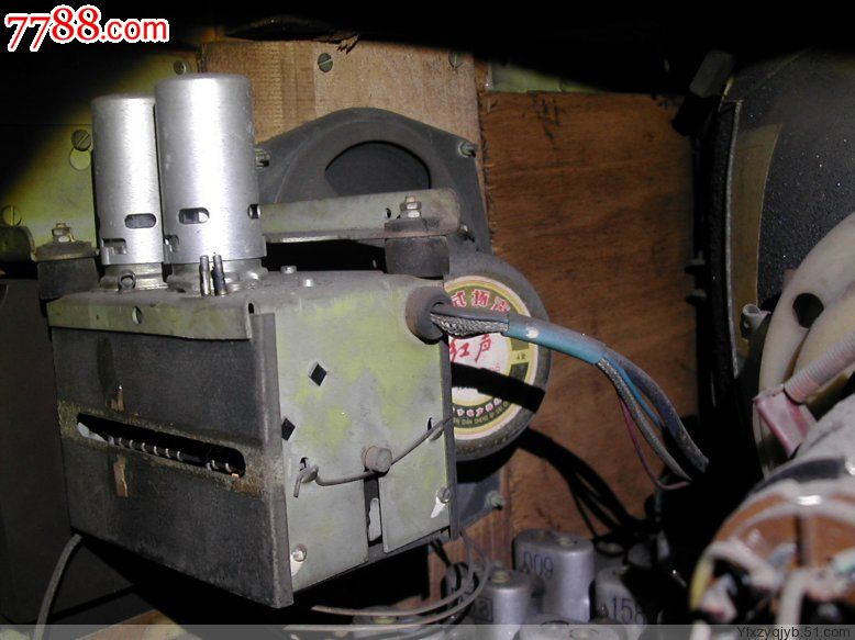 北京牌825-3型电子管电视机补充图片_第2张_7788收藏__中国收藏热线