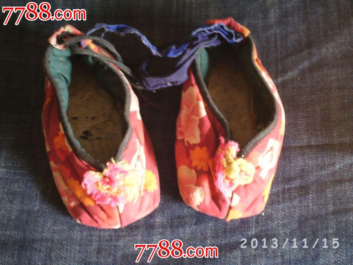 纯手工制作-----儿童鞋