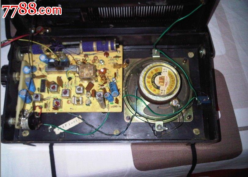 春雷3p9-2半导体收音机