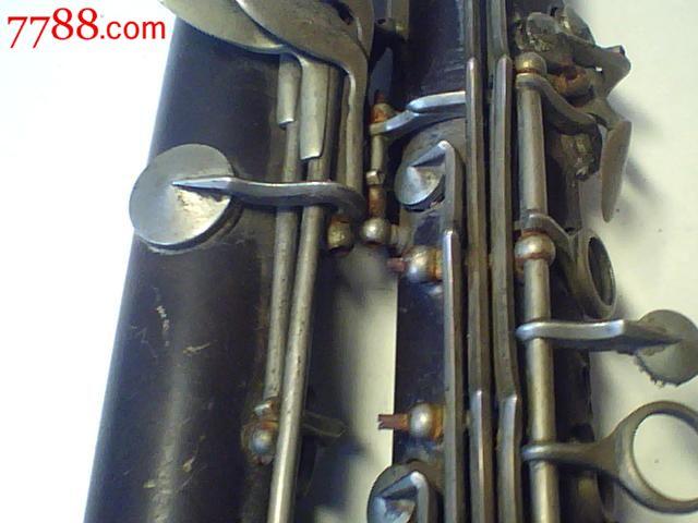 那些年黑管乐谱