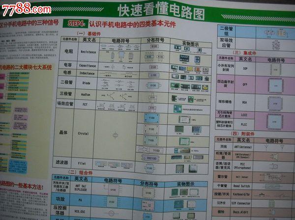 国产杂牌多媒体手机维修(图解本)手机电路图