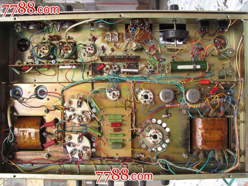 飞跃r-50—1电子管扩音机