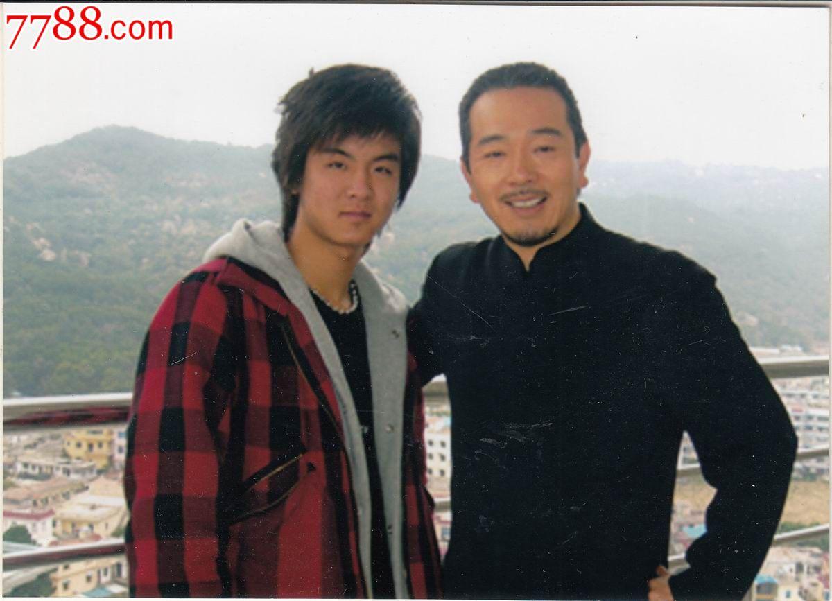 大陆电影男演员_【著名台湾男演员-张晨光】和青年演员剧照