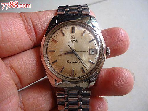 瑞士男款欧米茄手表图片