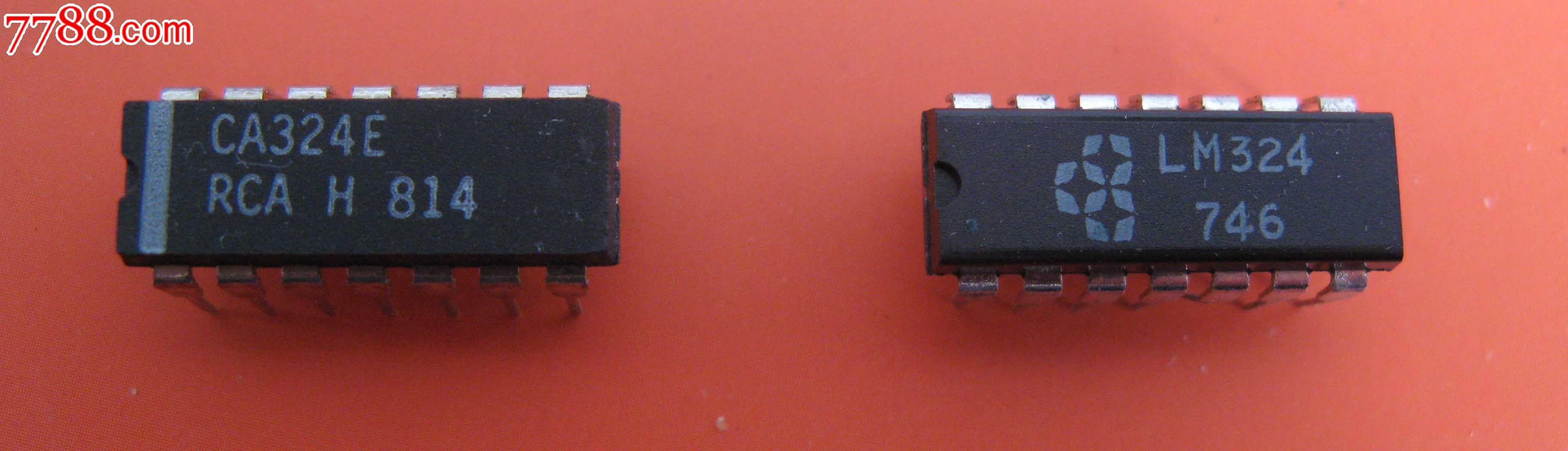 集成电路lm324