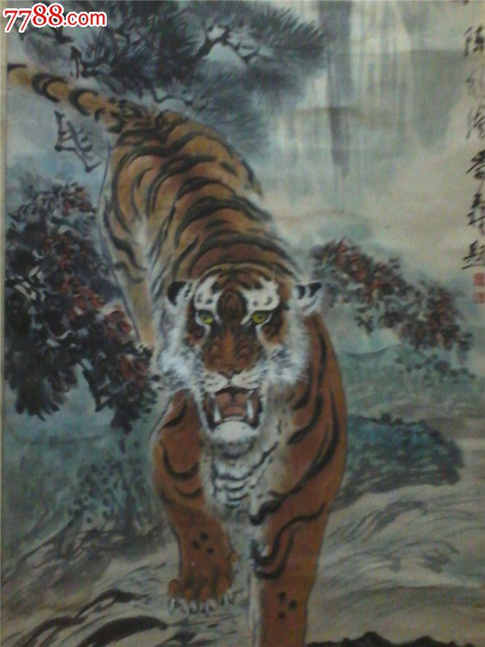 湖北著名画家陈风作品