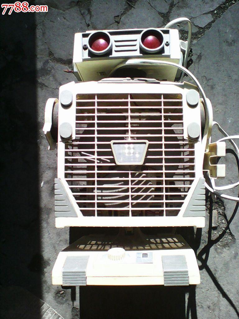金龙牌机器人电风扇